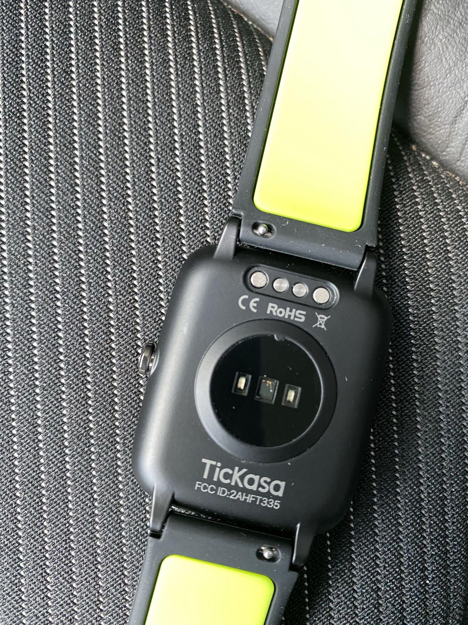 Recensione-TicKasa-Vibrant-12 Recensione TicKasa Vibrant, Fitness Smartwatch Economico