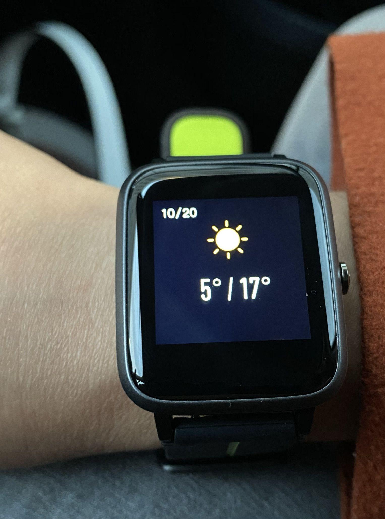 Recensione-TicKasa-Vibrant-2 Recensione TicKasa Vibrant, Fitness Smartwatch Economico