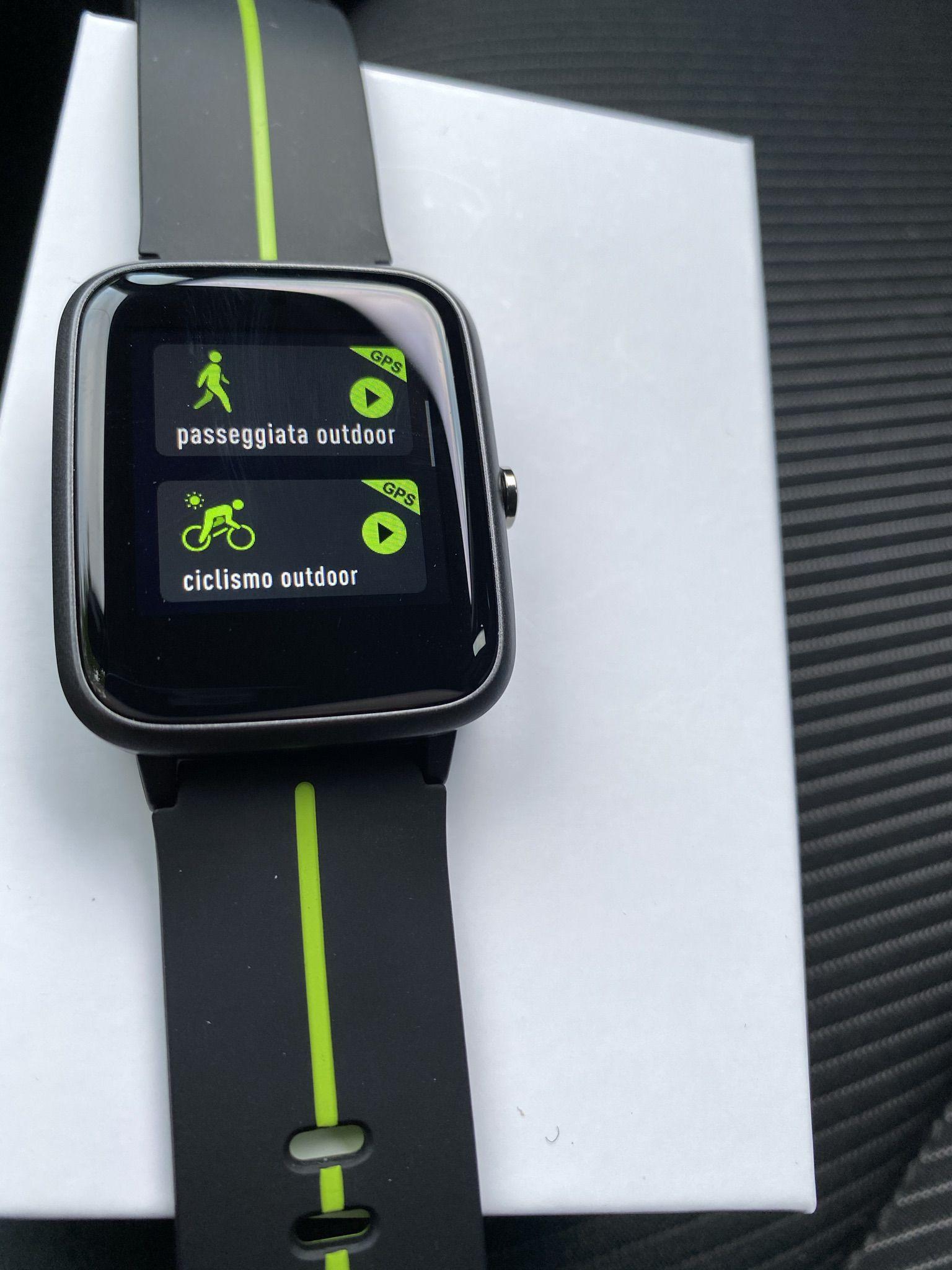 Recensione-TicKasa-Vibrant-5 Recensione TicKasa Vibrant, Fitness Smartwatch Economico