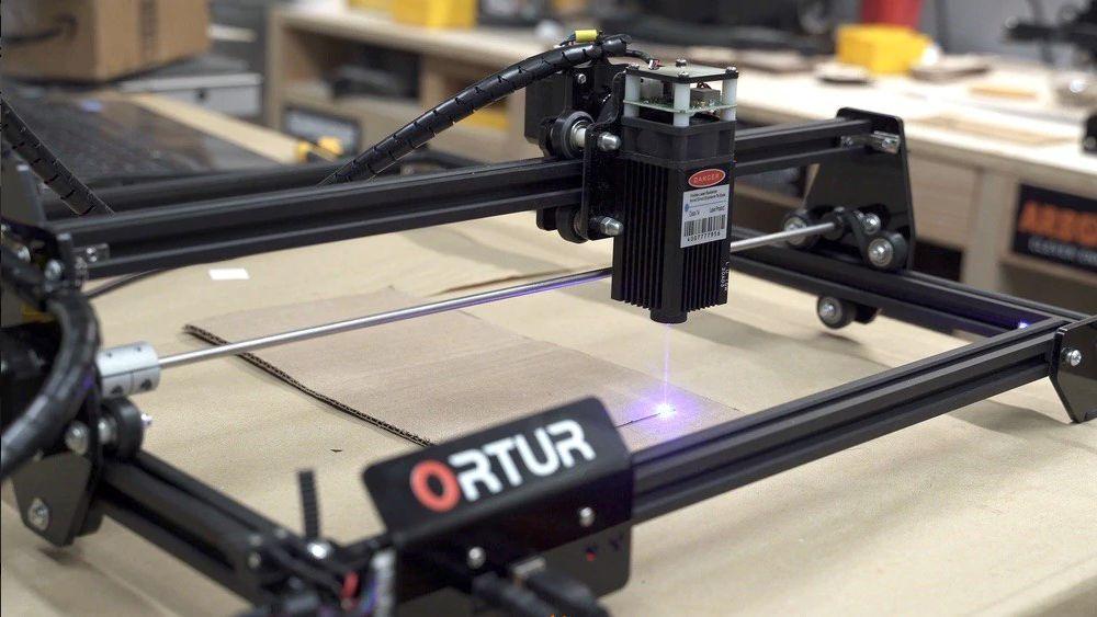 Miglior Incisore Laser 2021 Potente e Preciso: ORTUR Laser Master 2