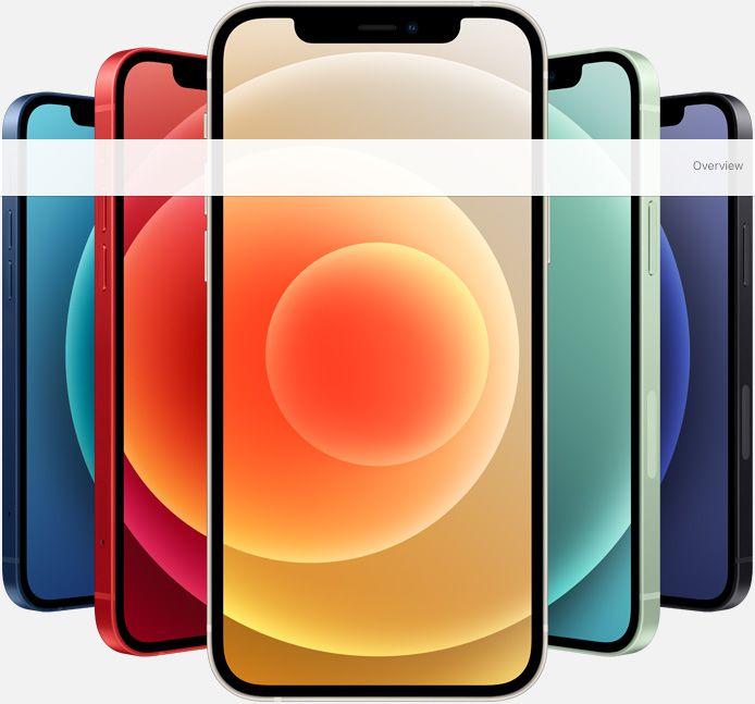 Offerta Ufficiale iPhone 12, Nuovo Smartphone 2020 Apple