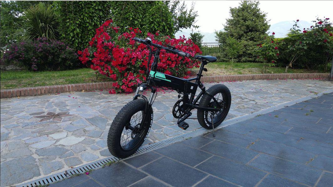 recensione-FIIDO-M1-6 Recensione Fiido M1, Fat Bike elettrica 2020