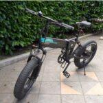Recensione Fiido M1, Fat Bike elettrica 2020