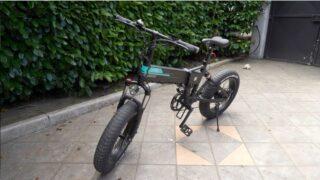 recensione-FIIDO-M1-9-320x180 La Ruota elettrica per Bici da 26 - Modifica in e-Bike Facile