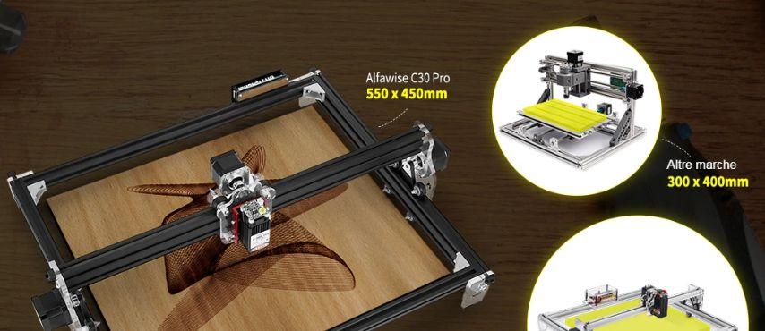 Codice-Sconto-Alfawise-C30-Pro-1 Codice Sconto Alfawise C30 Pro a 159€, Incisore laser 2020