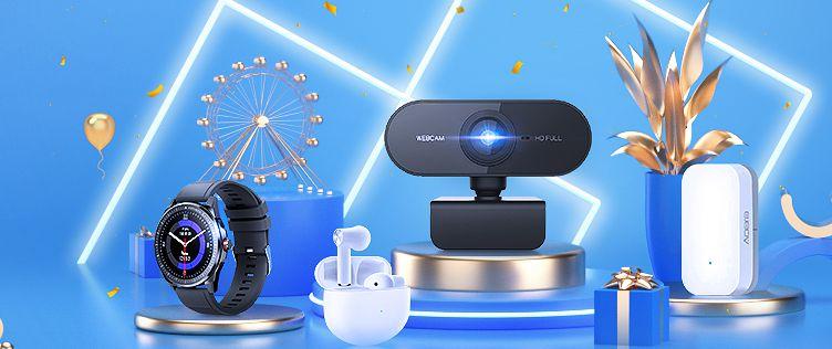 Offerta Elettronica Cinese Double 11.11 4 Novembre 2020 su Gearbest