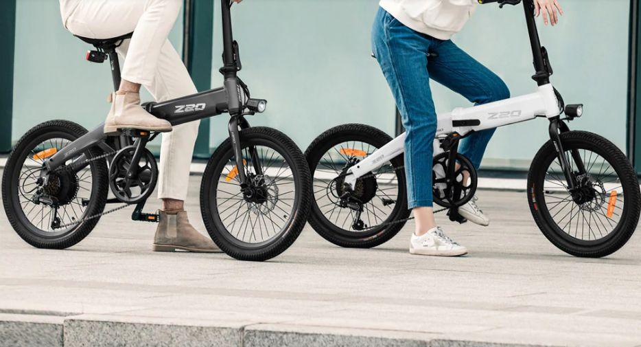 Himo Z20 vs Himo C20: Bici Elettriche 2020 a Confronto