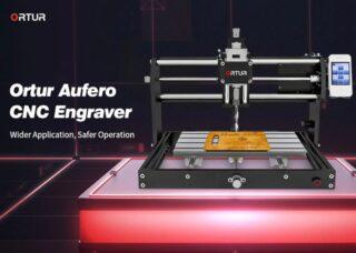 Miglior-incisore-laser-CNC-del-2020-Ortur-Aufero-6-320x228 Codice Sconto Alfawise C30 Pro a 159€, Incisore laser 2020
