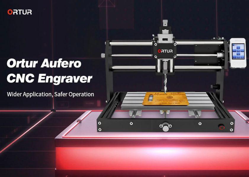 Miglior incisore laser CNC del 2020: Ortur Aufero, Dettagli e Offerte