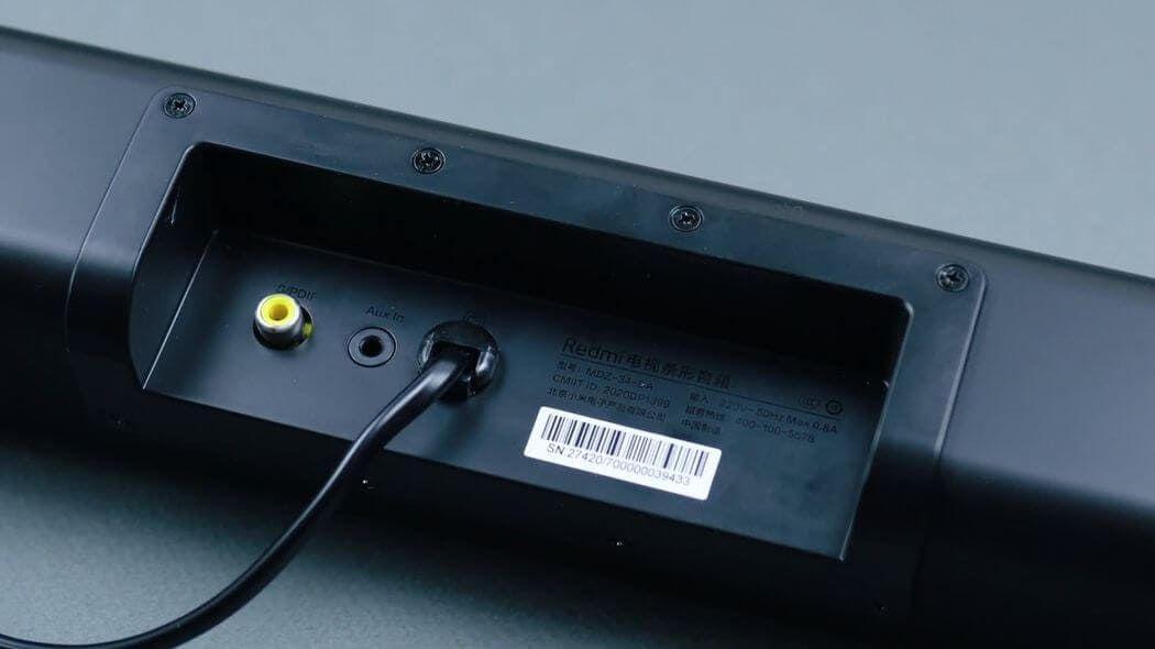 Recensione-Xiaomi-Redmi-TV-Soundbar-3 Recensione Xiaomi Redmi TV Soundbar, Prezzo Basso Audio Alto!