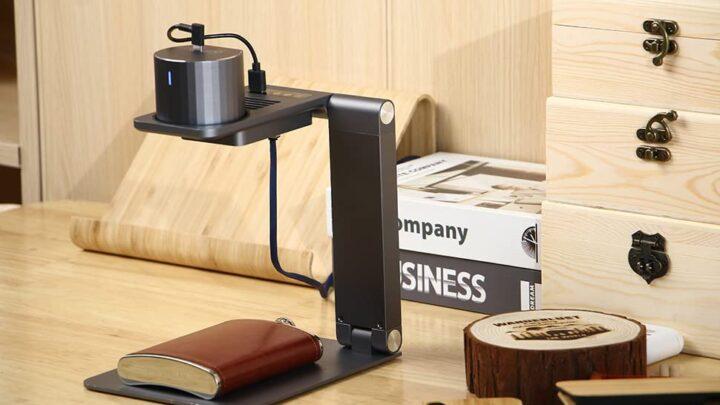 Codice Sconto LaserPecker Pro a 403€, Incisore Professionale