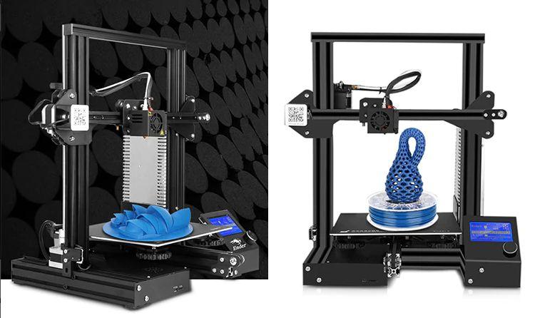 Creality-3D-Ender-3sa-I3-2 Migliore Stampante 3D a 170€: Creality 3D Ender 3 V-slot Prusa I3