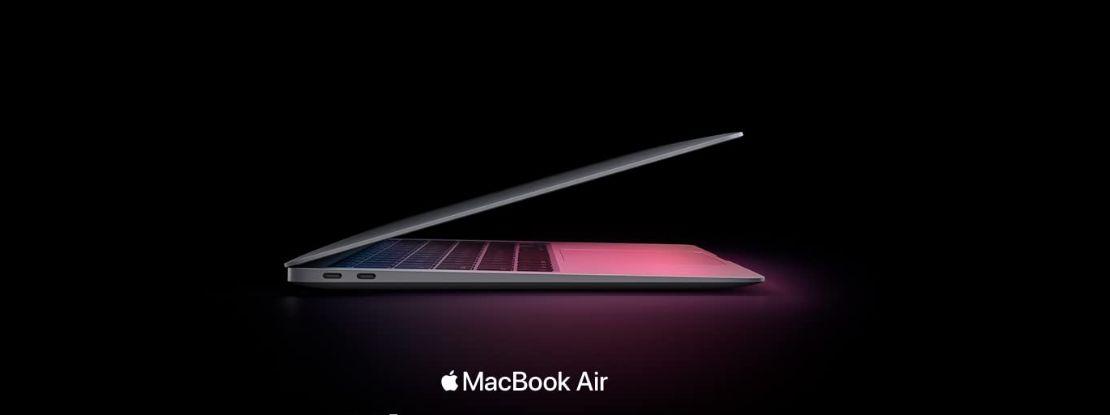 Miglior Notebook 2020 per TUTTI: Apple MacBook Air (M1, 2020)