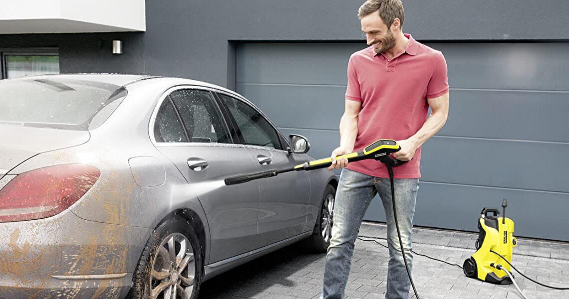 Migliori Idropulitrici per Lavare Auto e Detailing Sicuro