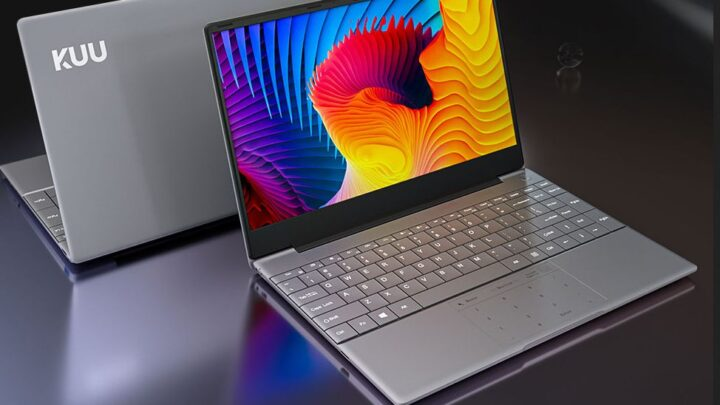 Offerta KUU K2S a 366€, Notebook Cinese Ultra Sicuro