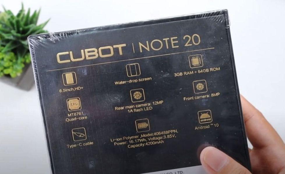 Recensione-CUBOT-Note-20-Pro-8 Recensione CUBOT Note 20 Pro, Miglior Smartphone Cinese