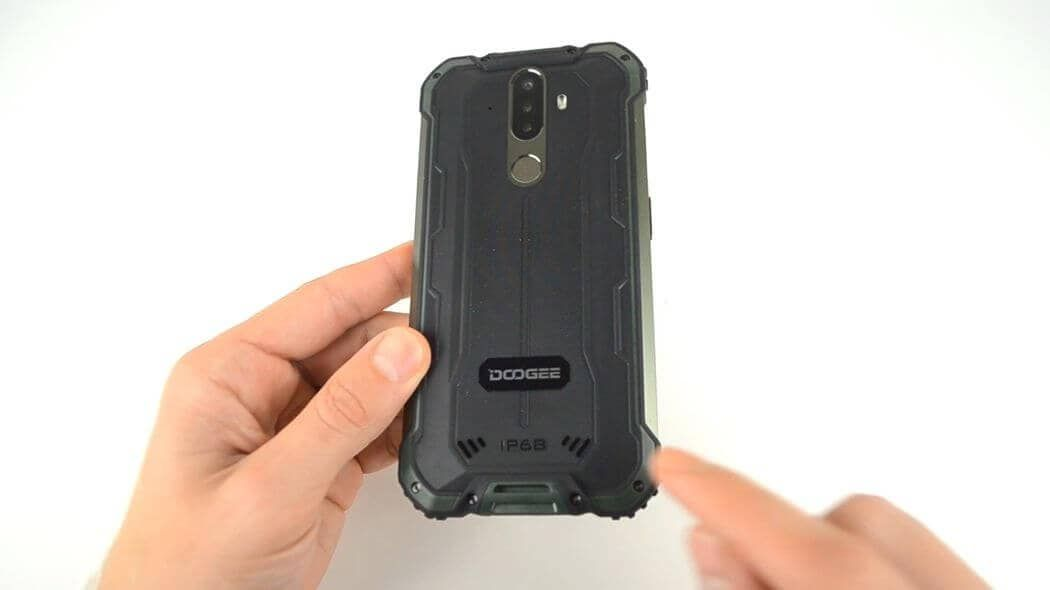 Recensione-Doogee-S58-Pro-4 Recensione Doogee S58 Pro, ottimo Smartphone Rugged 2020