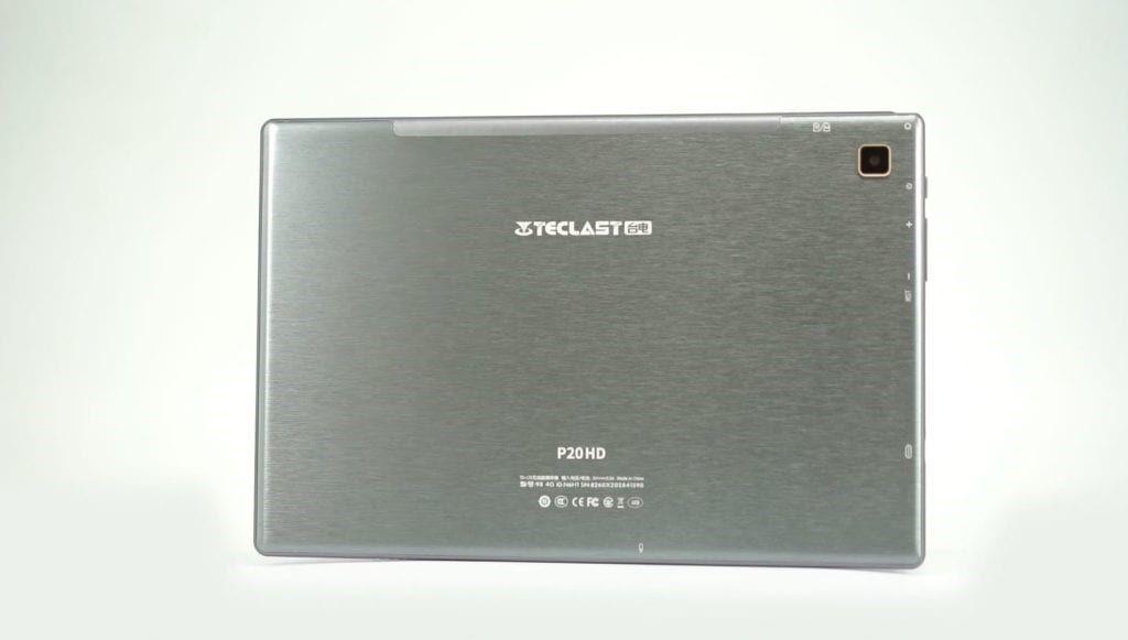 Recensione-Teclast-P20HD-3 Recensione Teclast P20HD, Tablet Cinese 4G per Multimedia