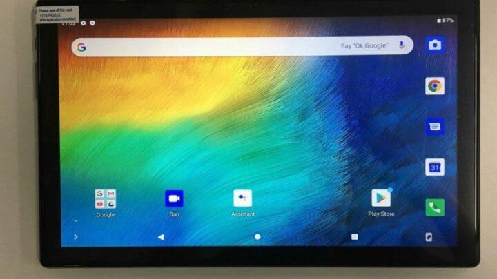 Recensione Teclast P20HD, Tablet Cinese 4G per Multimedia