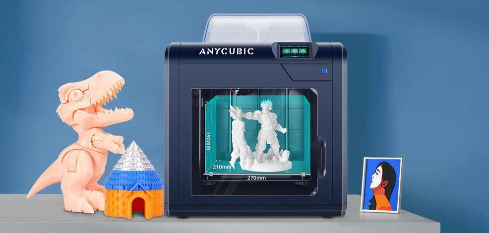 Stampante 3D Professionale Economica del 2020: ANYCUBIC 4Max Pro 2.0