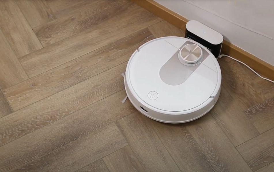 recensione-Viomi-SE-10 Recensione Viomi SE, l'aspirapolvere robot per Lavare
