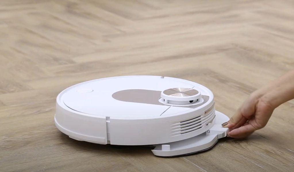 recensione-Viomi-SE-3 Recensione Viomi SE, l'aspirapolvere robot per Lavare