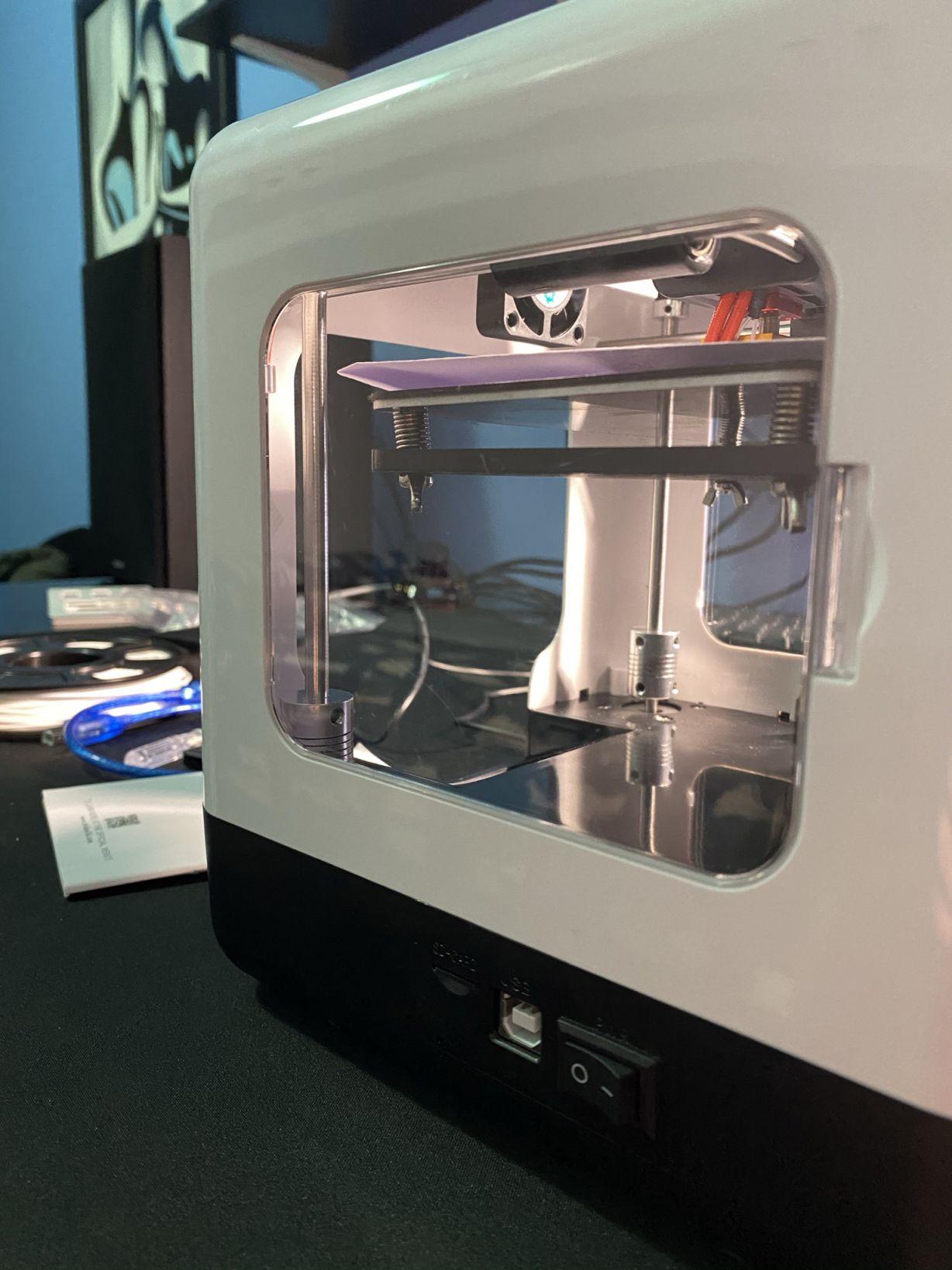 recensione-stampante-3d-flucrum-minibot-11 Recensione FULCRUM MINIBOT, Stampante 3D Facile e Veloce