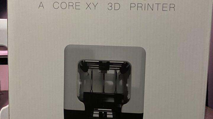 Recensione FULCRUM MINIBOT, Stampante 3D Facile e Veloce