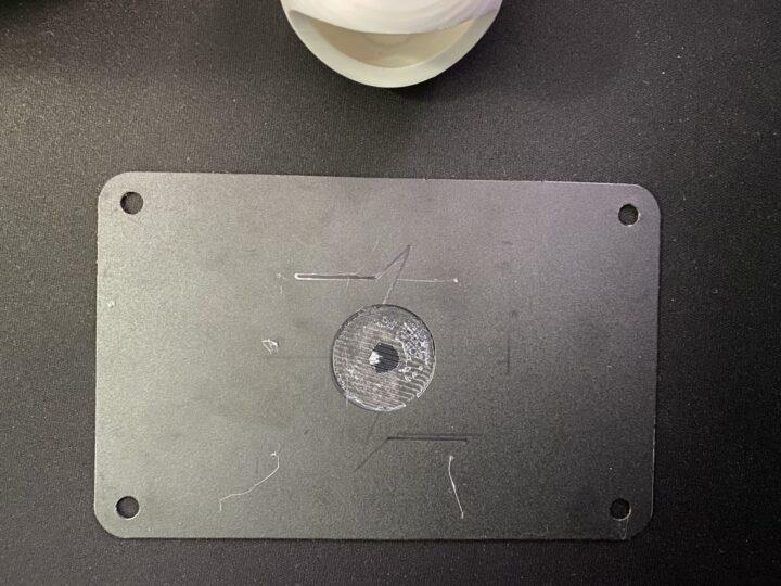 recensione-stampante-3d-flucrum-minibot-48-720x540 Recensione FULCRUM MINIBOT, Stampante 3D Facile e Veloce