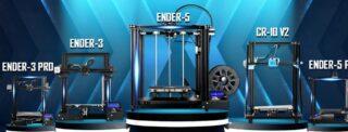 Le-migliori-Stampanti-3D-del-2021-320x122 Migliore Stampante 3D a 170€: Creality 3D Ender 3 V-slot Prusa I3