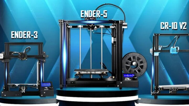 Le migliori Stampanti 3D del 2021: Stampanti 3D Creality 3D
