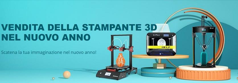 Migliori Stampanti 3D Cinesi del 2021: Nuove Stampanti 3D