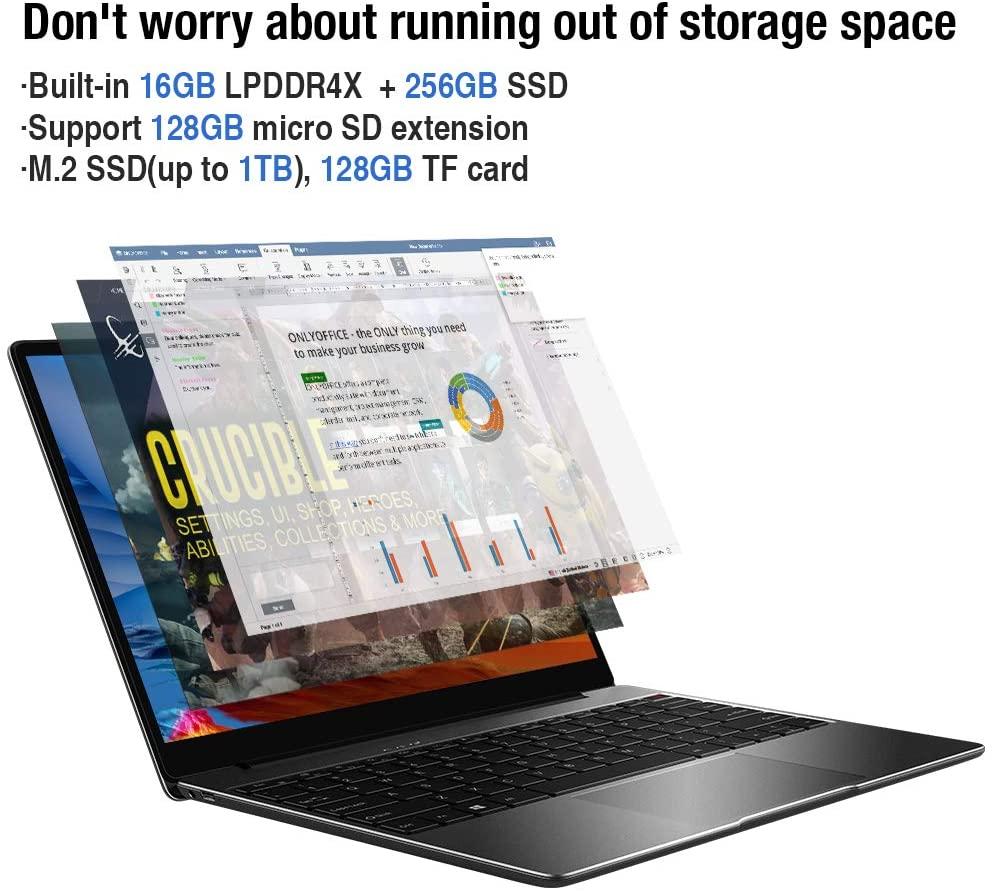 Offerta-CHUWI-CoreBook-X-1-1 Offerta CHUWI CoreBook X 14 a 499€, Notebook Cinese 2K super SLIM 2021