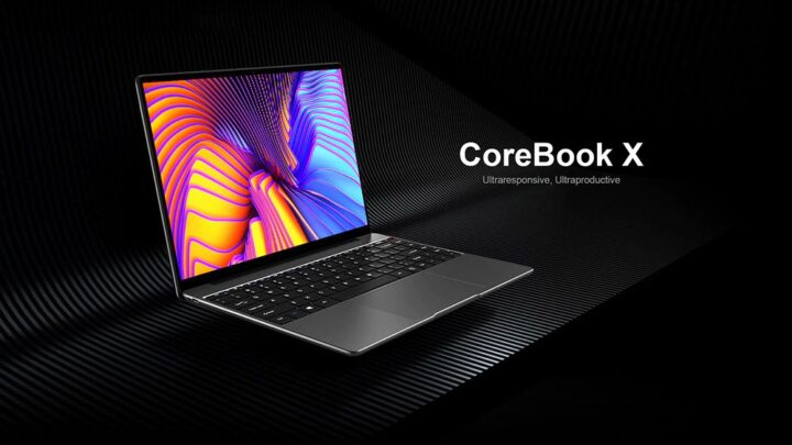 Offerta CHUWI CoreBook X 14 a 499€, Notebook Cinese 2K super SLIM 2021