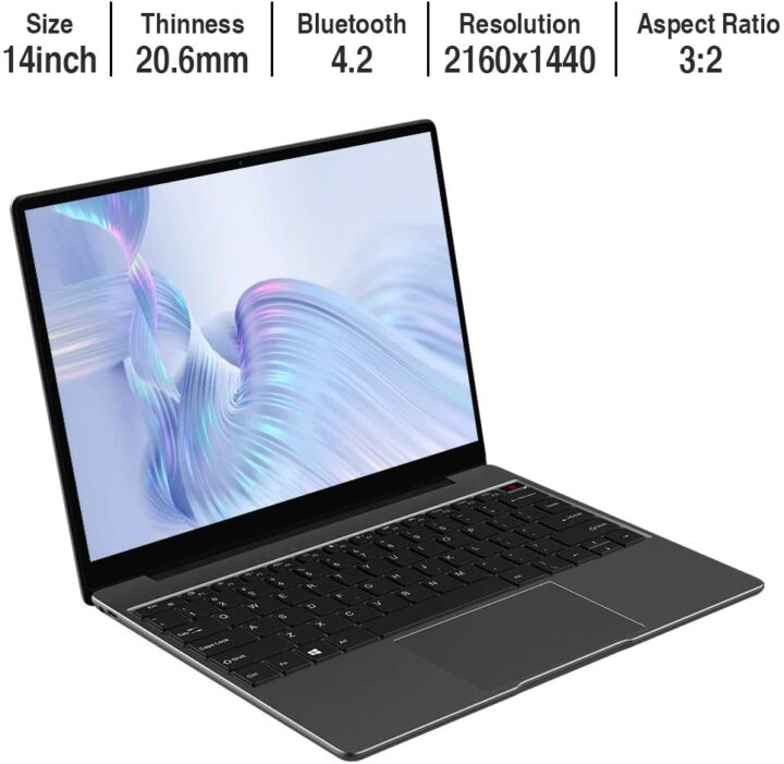 Offerta-CHUWI-CoreBook-X-5-720x701 Offerta CHUWI CoreBook X 14 a 499€, Notebook Cinese 2K super SLIM 2021