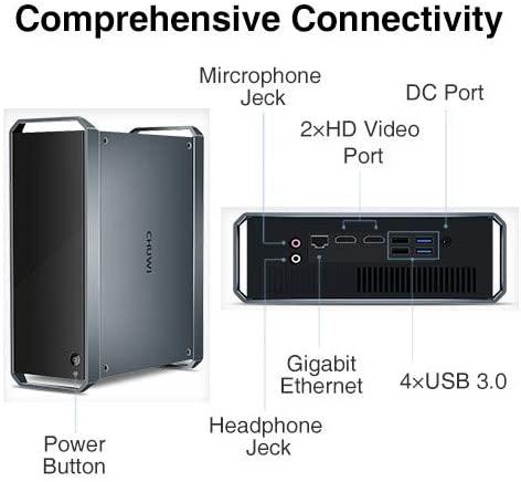 Offerta-CHUWI-CoreBox-Mini-PC-4 Offerta CHUWI CoreBox Mini PC a 270€, Miglior Mini PC 2021 i5-5257U