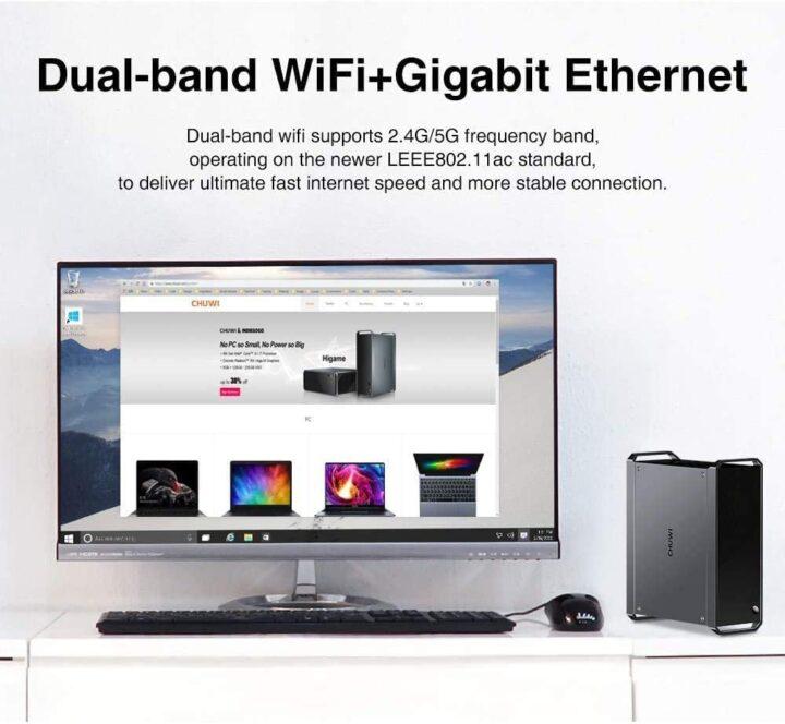 Offerta-CHUWI-CoreBox-Mini-PC-6-720x664 Offerta CHUWI CoreBox Mini PC a 270€, Miglior Mini PC 2021 i5-5257U