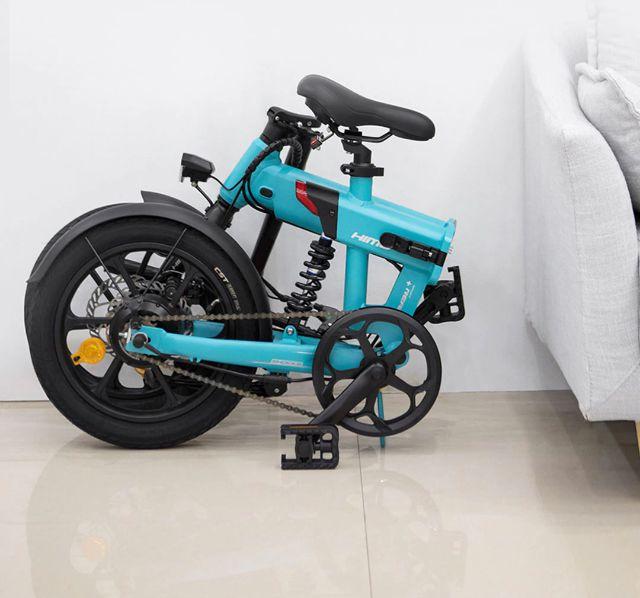 Offerta-HIMO-Z16-2 Offerta HIMO Z16 a 620€, Mini Bici Elettrica 2021