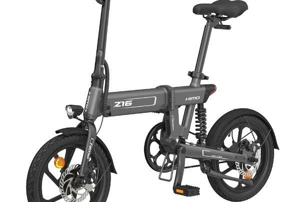 Offerta HIMO Z16 a 620€, Mini Bici Elettrica 2021