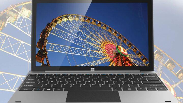 Offerta Jumper EZpad Pro 8 a 220€, Miglior Notebook Cinese 2 in 1 Windows
