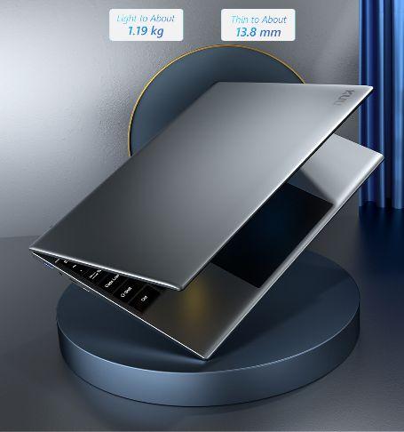 Offerta-KUU-YBOOK-2 Offerta KUU YBOOK a 300€, Ultrabook Cinese 3K del 2021