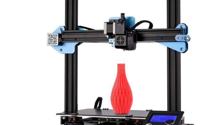 Offerta Sovol SV01 a 224€, Migliore Stampante 3D 2021 Economica