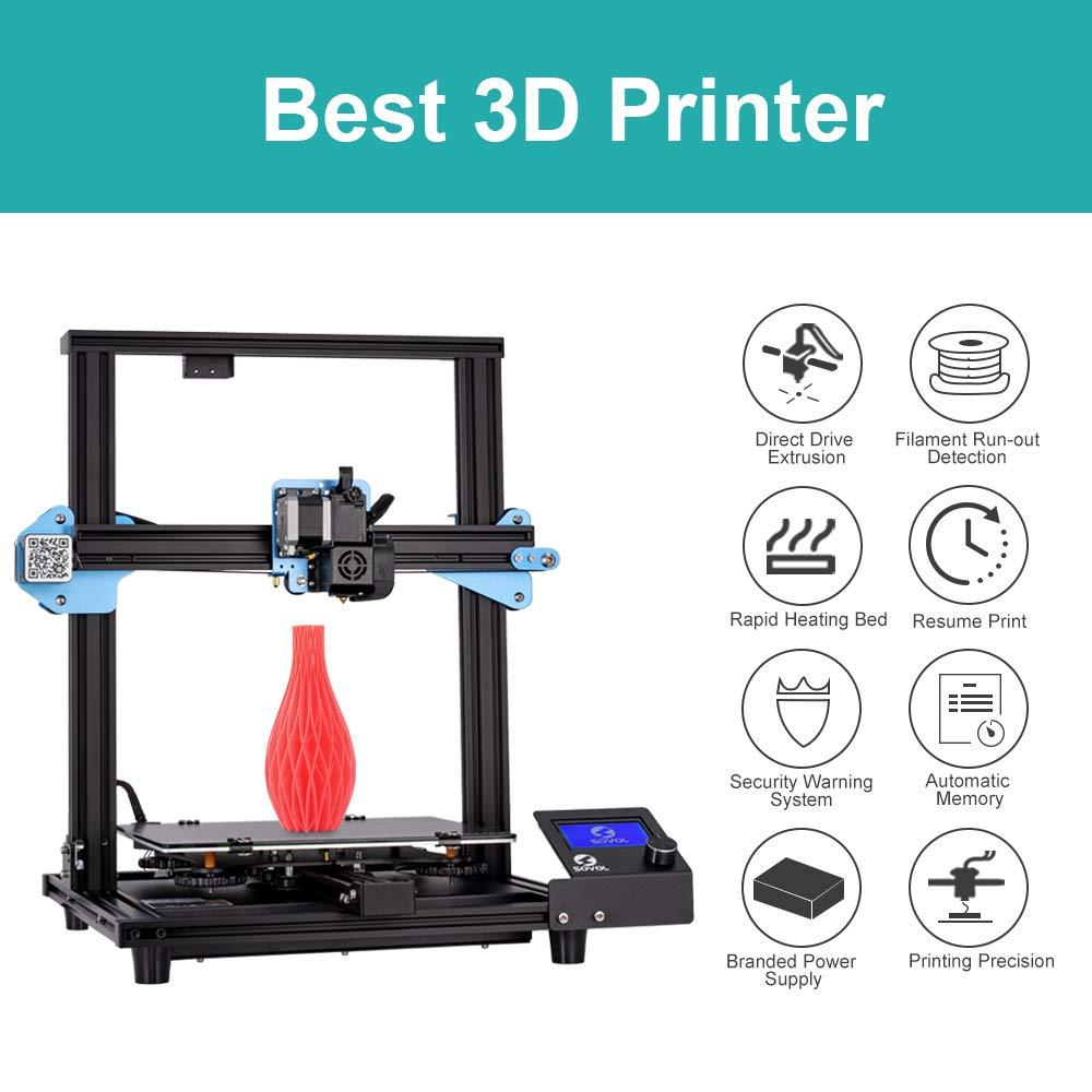 Offerta-Sovol-SV01-a-224E-5 Offerta Sovol SV01 a 224€, Migliore Stampante 3D 2021 Economica