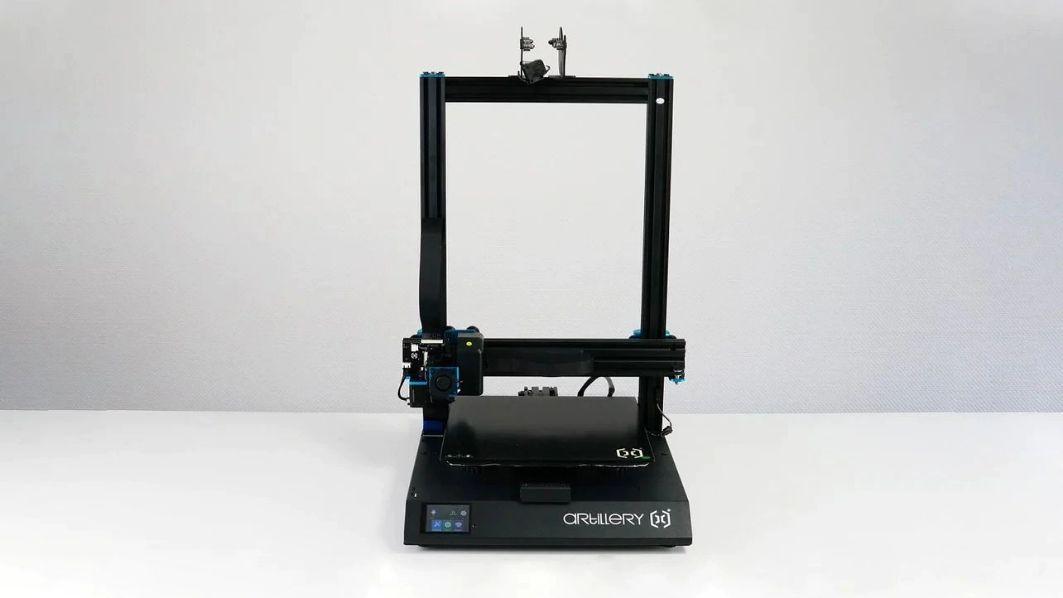 Recensione Artillery Sidewinder X1, Migliore stampante 3D Fascia Media