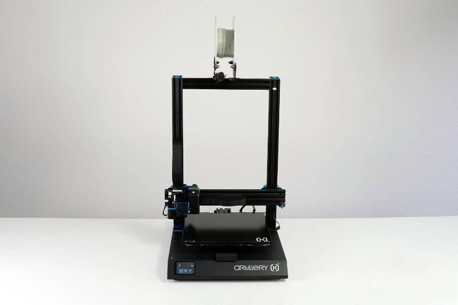 Recensione-Artillery-Sidewinder-X1-2 Recensione Artillery Sidewinder X1, Migliore stampante 3D Fascia Media