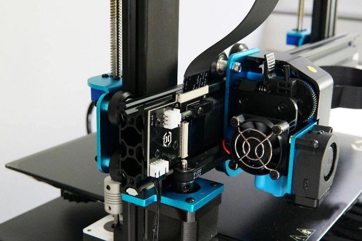 Recensione-Artillery-Sidewinder-X1-3 Recensione Artillery Sidewinder X1, Migliore stampante 3D Fascia Media