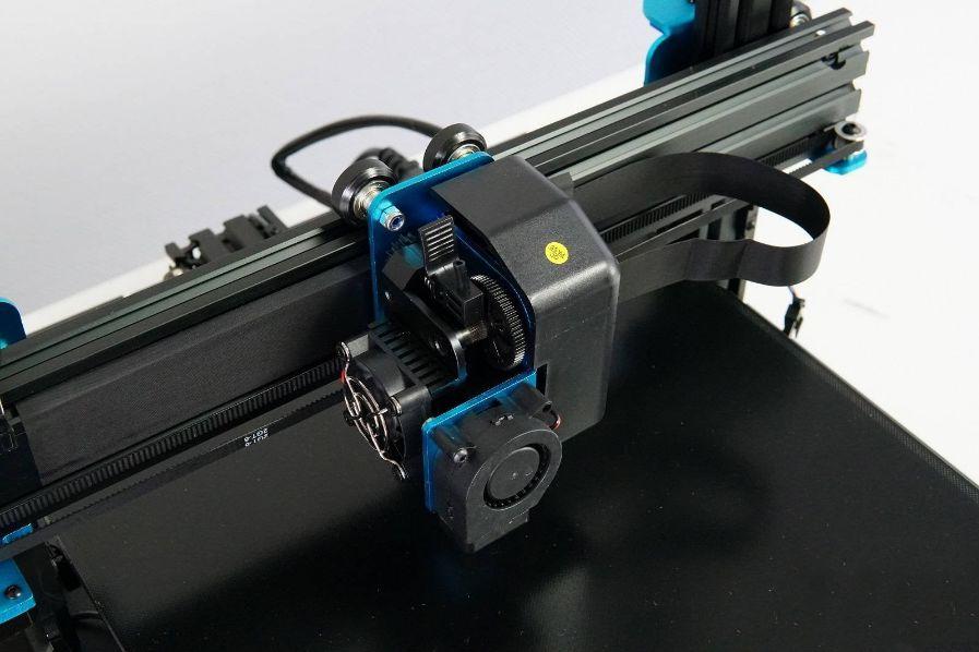 Recensione-Artillery-Sidewinder-X1-8 Recensione Artillery Sidewinder X1, Migliore stampante 3D Fascia Media