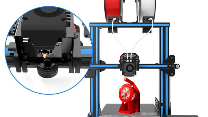 Stampanti 3D Geeetech: la migliore stampante 3D 2021