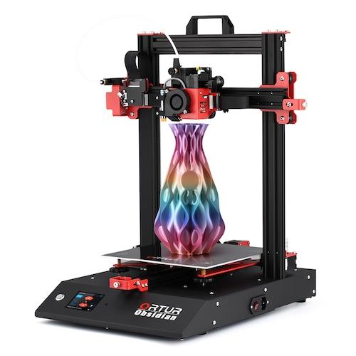 ortur-obsidian-stampante-3d-risposta-veloce-livellamento-automatico Le migliori stampanti 3D del 2021: stampare in 3D con la migliore Stampante 3D