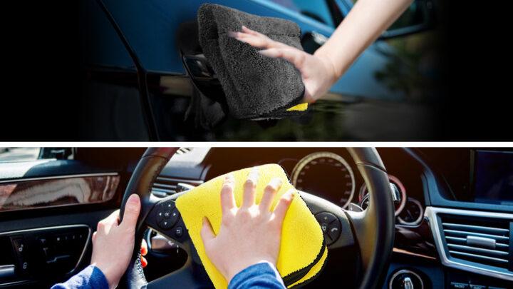 Guida: migliori Panni Microfibra per Pulire auto senza GRAFFI